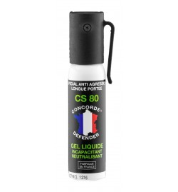 Aérosol GAZ CS 80 25 ml - CONCORDE