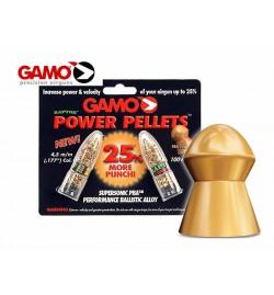 Plombs Raptor 4,5 mm boite de 100 - GAMO