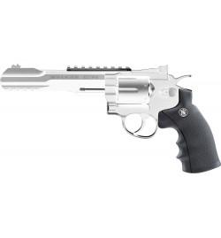 Revolver chromé mod 327 TRR8 4,5mm CO2 - S&W