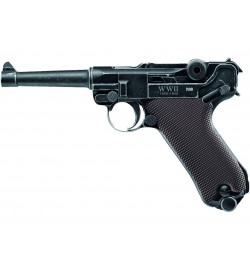 P08 LEGENDS END OF WWII 4,5mm Co2 - UMAREX
