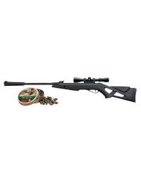 Carabines whisper x tactical avec lunette 3-9 x 40 4,5mm 19,9 joule - GAMO
