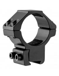 Anneaux de montage x2, diam. 30mm avec montage rail 11 mm