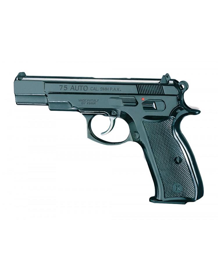 Pistolet CZ75 bronzé balle à blanc - CHIAPPA