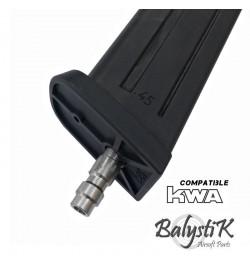 Valve HPA sans perçage pour GBB KWA (Version US) - BALYSTIK
