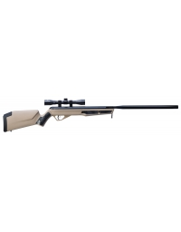 Carabine EVA SHOCKEY GOLDEN EAGLE NITRO PISTON 4.5mm 19,9joule avec lunette de visée 3-9x40- CROSMAN