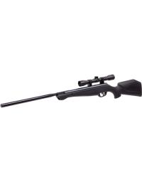 Carabine BLAZE XT NITRO PISTON 4.5mm 19.9 joule avec lunette de visée 4x32 - CROSMAN
