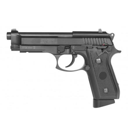 PT92 Co2 FULL METAL 4,5mm 2,2 joule - SWISS ARMS
