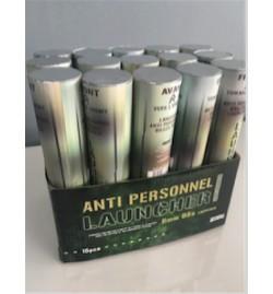Lanceur antipersonnel de billes 6mm (40x31,5x21) 300bbs