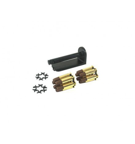 Moon Clip Set 12 coups Dan Wesson 715 4.5mm - ASG