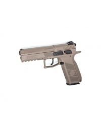 Airgun CZ P-09 Co2 blowback FDE 4.5mm 3,7joule - ASG