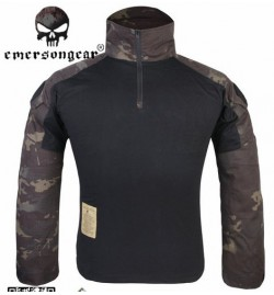 combat shirt GEN 2 MULTICAM BLACK - EMERSON