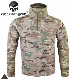 Combat shirt All-Weather tactical Multicam - EMERSON