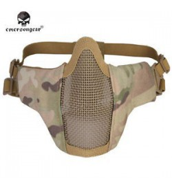Masque grillagé multicam - EMERSON