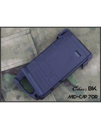 Chargeur mid-cap 70 billes noir pour M4