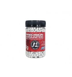 Bille blanche de précision 0,43 gr x 1000 - ASG