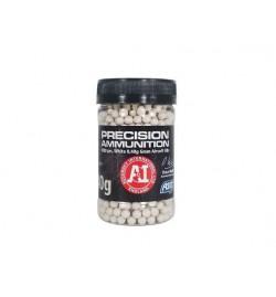 Bille blanche de précision 0,40 gr x 1000 - ASG