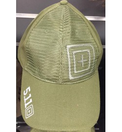 Casquette 5.11 Ball Cap with 3D Target logo OD