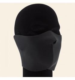 Masque Néoprène demi Noir - BIG FOOT
