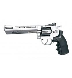 Dan Wesson 6 Pouces Chromé 4,5mm 3 joule - ASG
