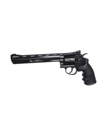 "AIRGUN DAN WESSON 8"" noir CO2 3 joule 4,5mm - ASG"