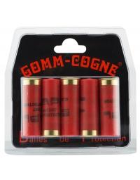 Balles caoutchouc de protection 12/67 - Gomm-Cogne