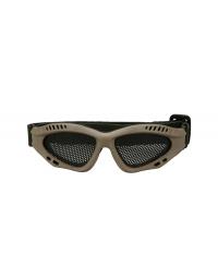 Masque Grillagée Tan - BIG FOOT