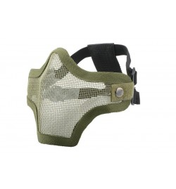 Masque Grillagé Noir - VIPER TACTICAL