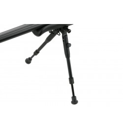 Sniper MB11D Noir avec lunette 3-9x40 et bipied - WELL