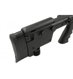 Sniper MB4406D Noir avec lunette 3-9x40 et bipied - WELL