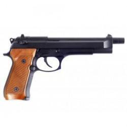 BERETTA M92L LONG noir Blowback - WE