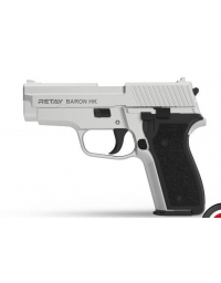 Retay Baron HK 9mm P.A.K chromé balle à blanc - RETAY