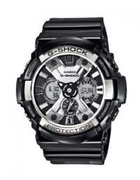 MONTRE CASIO G-SHOCK GA-200BW-1AER