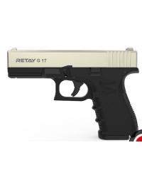 Retay MOD 17 9mm P.A.K satin balle à blanc - RETAY