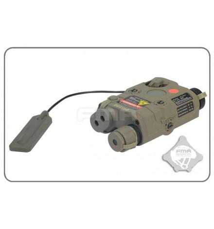 Boitier PEQ lampe/laser - FMA