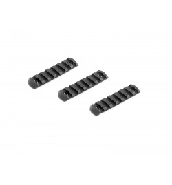 Rail M-Lock long (3pcs/pack) - ASG
