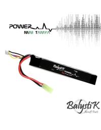 Batterie Lipo 1200mAh 11,1V 20C - BALYSTIK