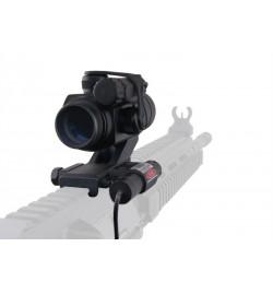 Viseur point rouge RD30 Military Style avec laser - GFC