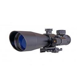 Lunette de visée lumineuse 3-9x42 E EG - GFC Accessories