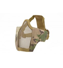 Masque grillagé multicam