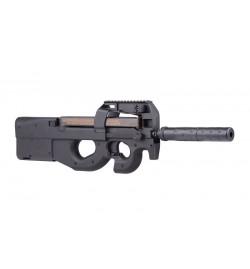 P90 CM060B SMG avec silencieux - CYMA
