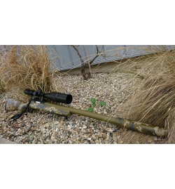 Sniper MB01 HPA custom honor airsoft