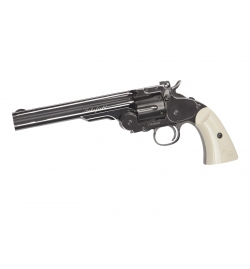 "Revolver 4,5mm CO2 SCHOFIELD 6"" 2,9 joule - ASG"