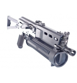 PP19-2 Bizon crosse rabattable Full Metal AEG 1.5J