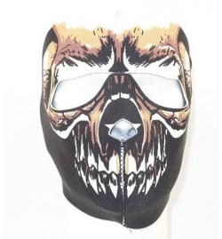 Masque Néoprène intégral Dead Face - DMONIAC