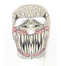 Masque Néoprène intégral Jason - DMONIAC