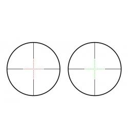 Lunette de visée lumineuse 2,5-10x40 - THETA OPTICS