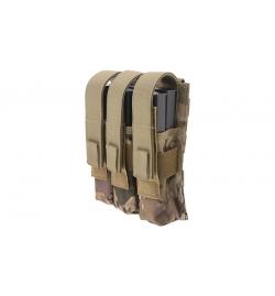 Triple Poches chargeurs MP5 multicam - GFC