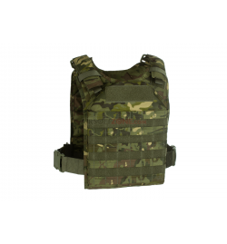 Gilet Plate Carrier Multicam tropic - INVADER GEAR