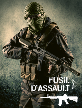 Fusils d'assault